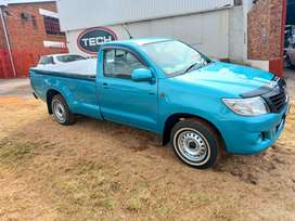 2015 Toyota Hilux 2.0 VVTI For Sale