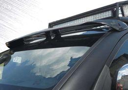 Mitsubishi L200 wagon 2,3,4 cruiser 100 козырек лобового стекла