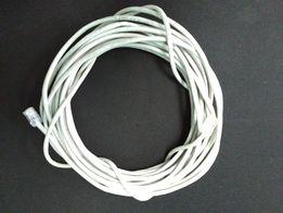 Интернет кабель, витая пара, сетевой патч корд, шнур для роутера МЕДЬ