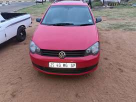 A very clean polo vivo maxx papers up to date 2014 model with music