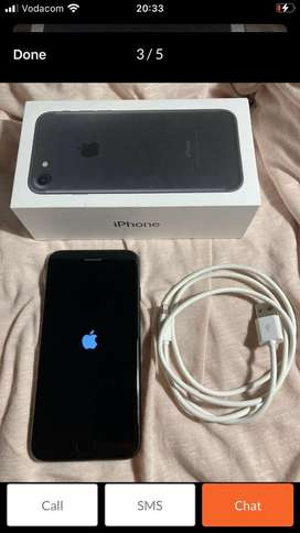 Iphone 7 excellent condition!