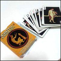 Karty Erotyczne 100 % Plastic Coated