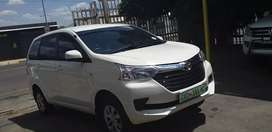 2018 Toyota Avanza 1.5  is available !