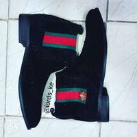 Gucci chelsea boots 0