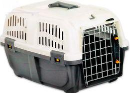 Переноска для животных, авиа Skudo 3 60*40*41 до 24 кг (самолет) 2100р