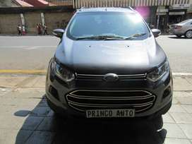 2016 Ford Ecosport 1.0 Engine Capacity
