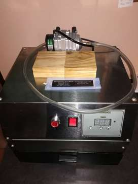 RUBBER STAMP MACHINE FOR SALE