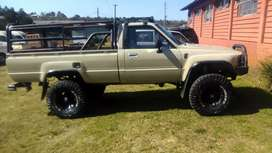 Toyota 4x4 Hilux for sale with Ironman Suspension