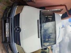 Selling a Mercedes sprinter 22 seater with toyota engine diesel