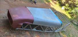 Lotus 7 chassis for sale