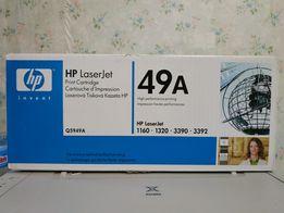 Новый Картридж HP 1160 1320 3390 3392