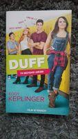 """ Duff: Ta brzydka i gruba"" Kody Keplinger"