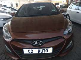 2013 Brown Hyundai i30 1.6 Fluid
