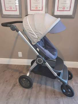 Stokke Scoot pram & accessories