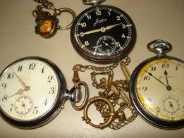 Комплект старинных часов.Vermaxt.