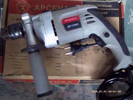 Продам по месту свой электроинструмент --перфоратор, дрель и