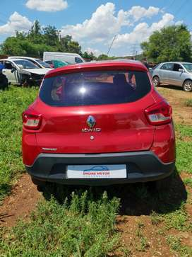 2018 RENAULT KWID STRIPPING AS SPARES