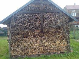 drewno opalowe osika sosna