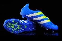 Nowe Adidas Ace 16.2 FG/AG 45.5/46 -29.5/30 cm 48- 31.5 cm korki