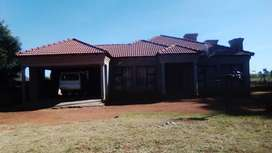 Well maintained property in sub residential farm plot