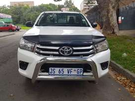 2016 Toyota Hilux GD-6 low Rider