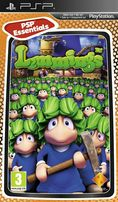 Gra na psp Lemmings