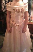 Вечернее, свадебное, выпускное бальное платье в пол