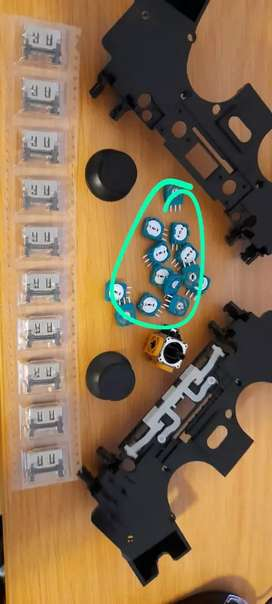 XBOX ONE CONTROLLER REPAIRS DONE WHILE YOU