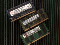DDR2 2GB SO-DIMM HYNIX, Samsung, Kingston PC2-6400 Intel/AMD