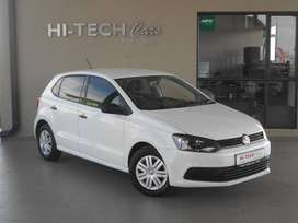 2016 VOLKSWAGEN POLO 1.4 TDI TRENDLINE WITH 56000KMS