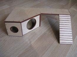 Domek Drewniany Dla Chomika