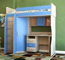 Кровать-чердак для детей и подростков