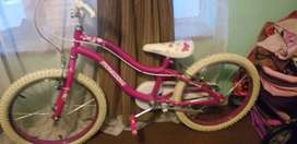 Mongoose 20inc girls bicycles for sale