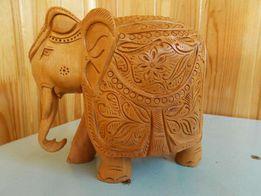 Продам Слон дерево Тик Индия