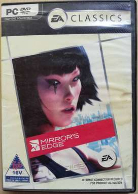 PC DVD ROM GAME MIRRORS EDGE ADVENTURE