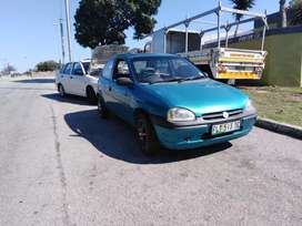 Opel corsa 13i 2002 model to swop for a automatic
