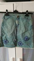 Spódnica jeansowa Wrangler W25 nowa