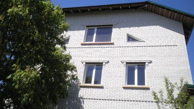 Двухэтажный дом с мансардой Дробишево - изображение 1