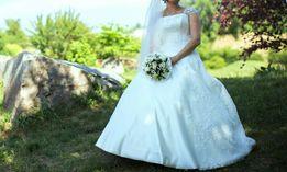 Свадебное платье. Ручная работа. Производство США.