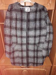 Красивый и модный кардиган пальто пиджак весна осень .46-48 размер