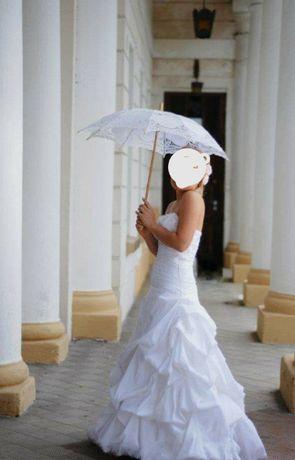 SUKNIA ślubna Wronki - image 1