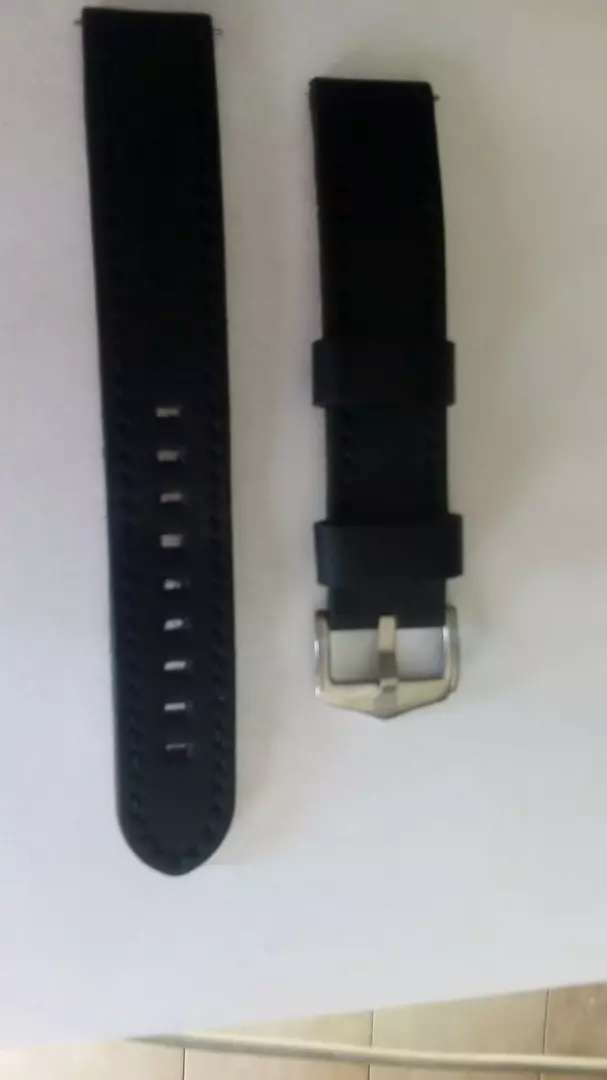 New Tag Heuer Calfs leather strap. 20 mm.