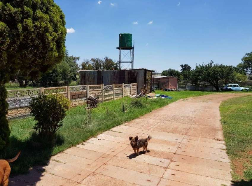 Plot for sale (2 hectares) 0