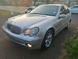 2003 silver Mercedes Benz C 320 automatic