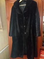 Зимняя женская шуба 52 размер