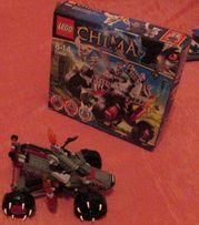 Lego Chima 70004 z pudełkiem