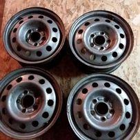 диски стальные не гнутые 6j 5x114
