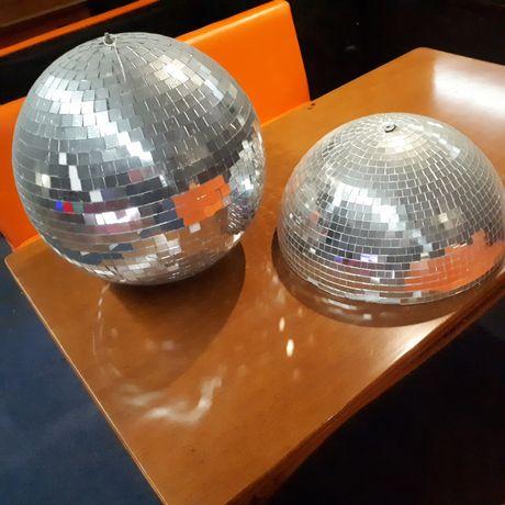 Зеркальный шар диско-шар полусфера зеркальная