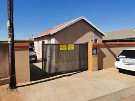 House To Rent - 2 Bedroom (R3600)