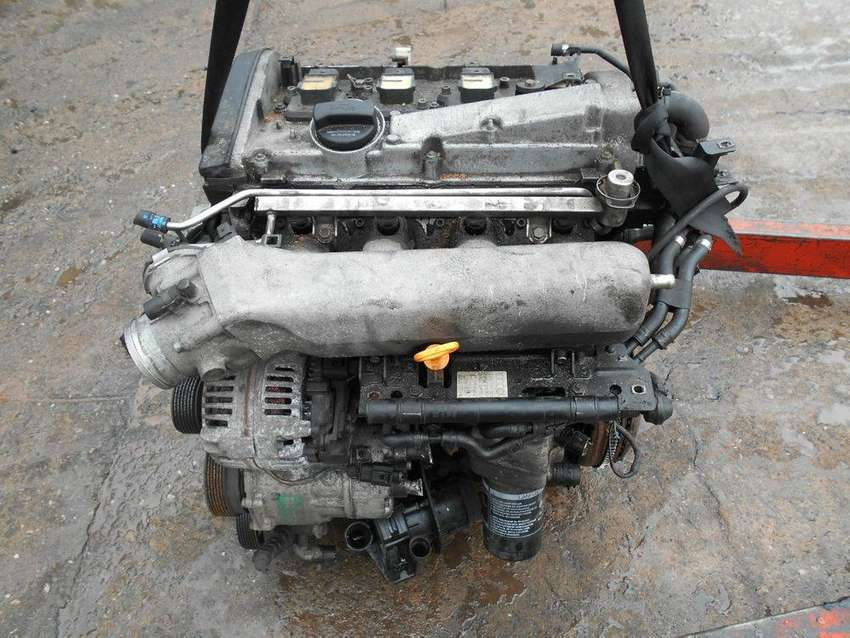 Audi A3/A4 1.8T 20V (APU) - Complete second hand engine 0